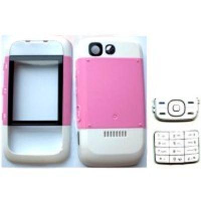 OEM SYSTEMS housing Cover per Nokia 5300con Tastiera Rosa