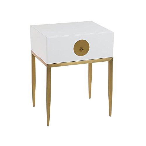SantiagoPons - Consola Classy Blanca Color Blanco de Estilo