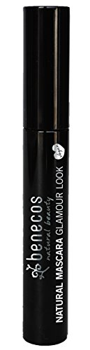 Benecos: Natural Mascara Glamour Look - Ultimate Black 8ml