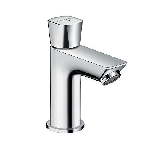 hansgrohe Logis Standventil, Auslauf Höhe 70mm, für Kaltwasser, ohne Ablaufgarnitur, Chrom