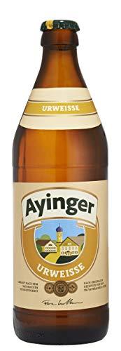 Ayinger Urweisse 12 Flaschen x0,5l