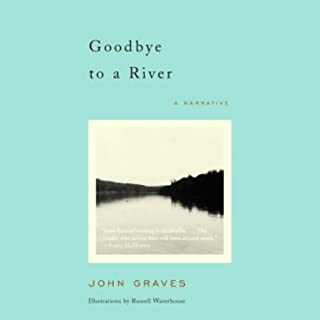 Goodbye to a River audiobook cover art