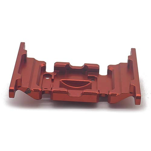 Parts & Accessories 1Pcs Alloy Center Gear Box Skid Plate for Rc Hobby Model Car 1:10 Hpi Venture Fj Cruiser Crawler - (Color: Red, CN) -  Occus, OCS-35B02780B17E1D32575E586B240A688F