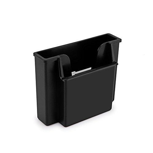 ONEVER Auto Entl ¹1fter Organizer Telefoonhouder Storage Box Wandbehang Box voor telefoon Koptelefoon Kaart