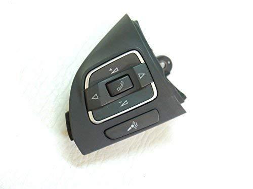 Teilenummer 5C0419091A MFSW Multifunktionslenkrad Schalter linke Seite Golf Touran Caddy