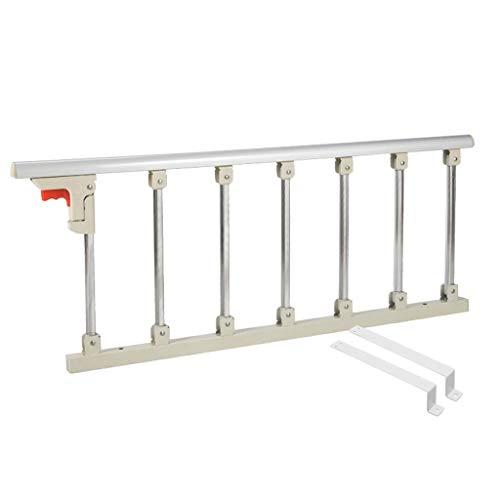 QLL Kinderbed Rail Guard Bed Rail voor Ouderen Eenpersoonsbed Rail Hoogte Verstelbare Bed Transfer Hulp met een sleutel opvouwen voor Kinderen Volwassenen, Bed Guard 106x40cm/41.7x15.7inch