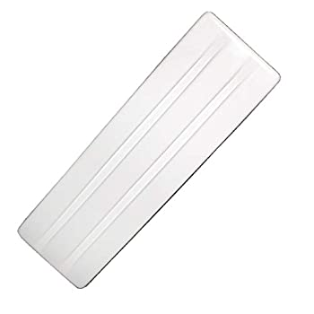 The Aftermarket Group Wheelchair Transfer Board Plastic White 27  L x 8  W TAG222011