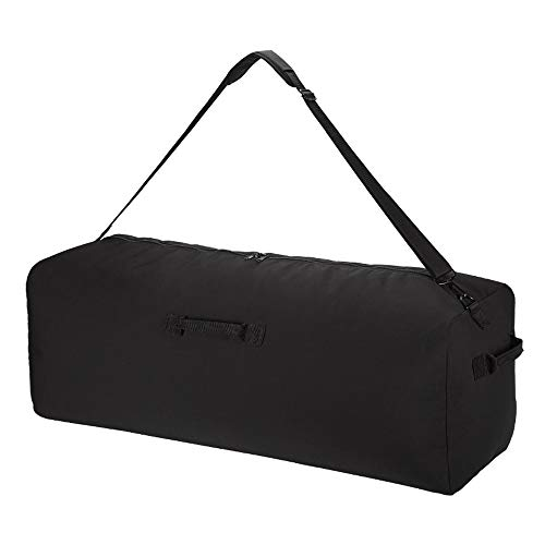 36 inch Canvas Duffel Bag 100L Extra Large Luggage Duffle for Travel...