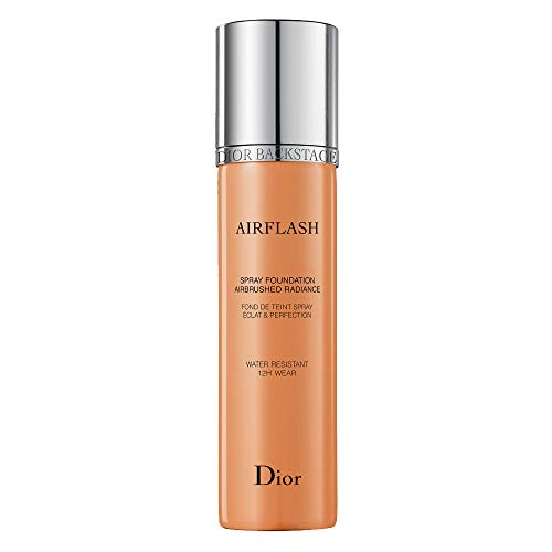 Dior Backstage Airflash Spray Foundation 400 Honey Beige (Medium: Neutral Undertone) 2.3 oz