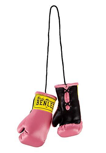 BENLEE Rocky Marciano Unisex– Erwachsene Mini Miniature Boxing Gloves, Rose, Einheitsgröße