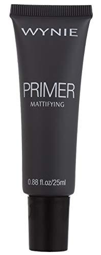 WYNIE Prebase para Piel Grasa y Mixta Primer Matificante Maquillaje Oil Free Acabado Aterciopelado - 25 ml