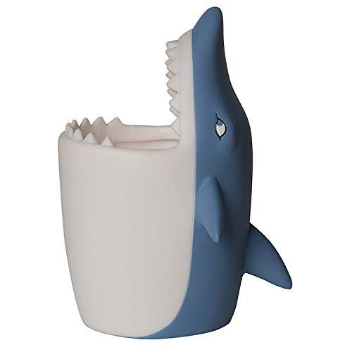 Winkee - Tierischer Zahnputzbecher | Animal Toothbrush Mug (Hai/Shark)