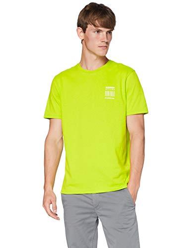 BOSS TSummer 5 Camiseta, Amarillo Brillante (735), S para Hombre