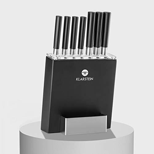 Klarstein Kitano • Messer-Set mit Block