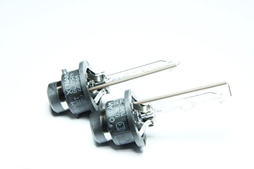 Set of 2 Osram / Sylvania Xenarc (Xenon) D2S Headlight Bulbs # 66240 - NEW OEM - 35W / P32d-2 - Made in Germany