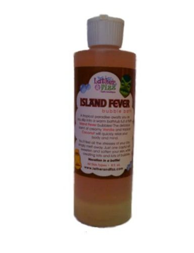 Island Fever Bubble Bath by Lather …