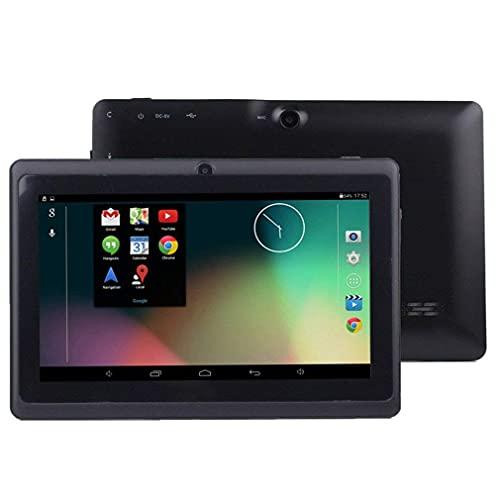 7 Pulgadas WiFi Tablet PC Quad Core 512 + 4GB WiFi Custom Tablet PC Negro UE