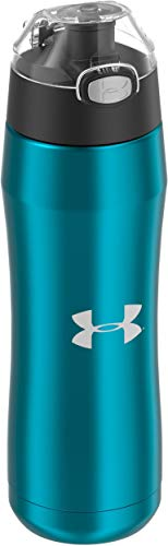 Under Armour Beyond 18 Ounce Stainless Steel Water Bottle, Teal