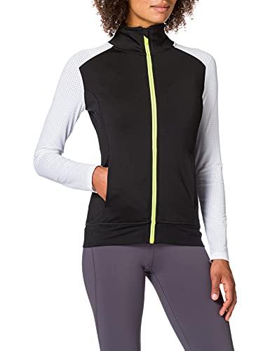 ESPRIT Sports 051EI1J301 Blouson de Sport, 001/Noir, S Femme