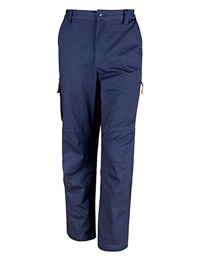 Ergebnis R303 X Regular Work-Guard Sabre Pantalon Stretch Unisexe R303X, Mixte, R303X, Bleu Marine, X-Large/Size 38 Regular