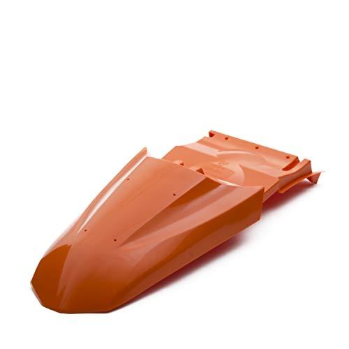 Parafango posteriore codone cross enduro plastiche CEMOTO per LC4 620 SM 1999/2002 LC4 625 SM 1999/2002 LC4 640 SMC 2000/2001 LC4 625 2004 LC4 660 SMC 2003/2004 arancio