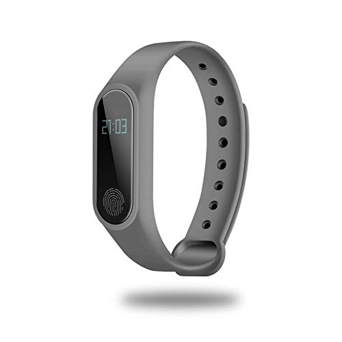 Check Out This 0.42 Inch OLED Display Smartband Heart Rate Monitor Time Display Sleep Monitor Health...