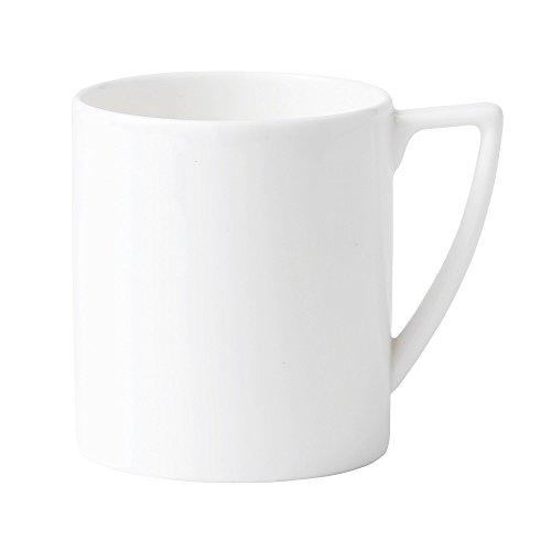Jasper Conran by Wedgwood White Bone China Mini Mug Plain