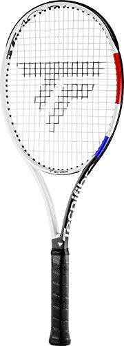 Tecnifibre TF 40 315 - Racchetta da tennis adulto, unisex, Unisex - Adulto, bianco, Impugnatura 3