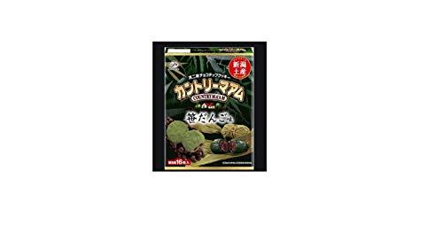 【新潟土産】カントリーマアム 笹だんご味(個包装16枚入) 不二家チョコチップクッキー