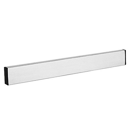 Gosear Porte-Couteaux Magnétique Barre Magnétique à Couteaux en 304 Acier INOX, 31 x 2 x 4cm / 12.2 x 0.79 x 1.57 Pouces