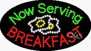 Best now serving led sign Reviews
