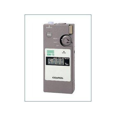 新コスモス電機 (COSMOS) ポータブル型 グリース鉄粉濃度計 SDM-72