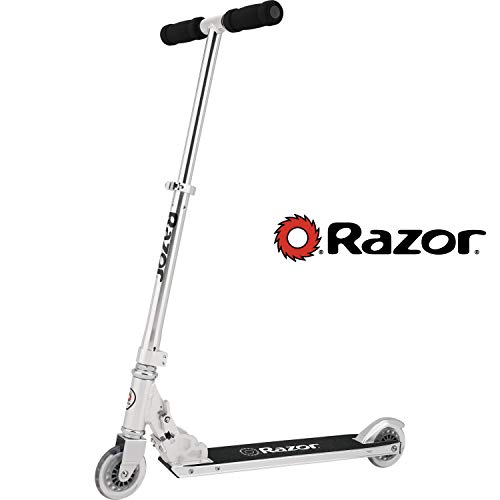Razor A4 Kick Scooter - Clear