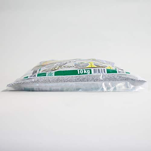 JBL Sansibar 67063, Bodengrund für Süß- und Meerwasser Aquarien, 10 kg, Grau - 3