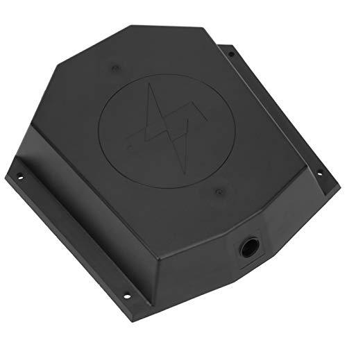 Tomanbery Caja de batería para monopatín eléctrico de Cuatro Ruedas Práctica Caja...