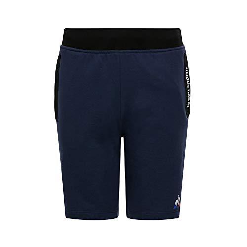 Le Coq Sportif Ess Short Regular N2 Enfant Dress Blues Childrens Shorts Boys Shorts 1911532 Dress Blues 12 Years