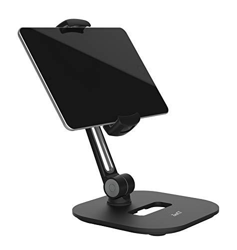 ZenCT Tablet Ständer, Halterung für iPad Verstellbare, Universal Halter, Dock für iPad Pro12,9/10,5/9,7, iPad Air 2 3 4, Samsung, Huawei Andere Tab 4,7