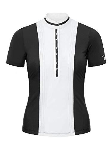 Isabell Werth Turnier Shirt Wiesbaden Kurzarm Größen XS