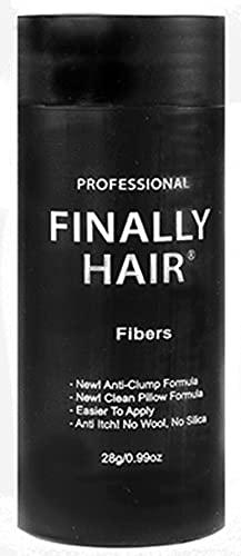Hair Building Fibers Black Hair Los…