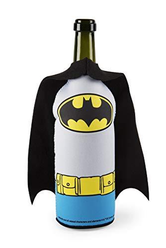 Excelsa Supereroi Copribottiglia Termico Batman, Neoprene