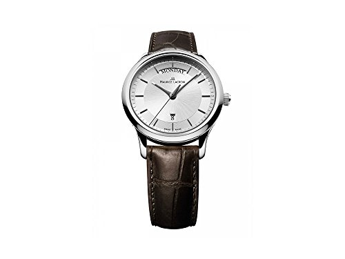 Reloj cuarzo Maurice Lacroix Les Classiques Day/ Date, 38mm, LC1227-SS001-131-2