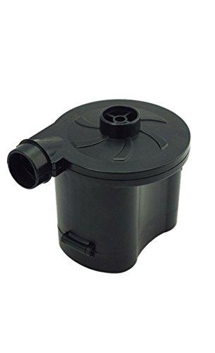 HAC ハック 電池式エアーポンプ W14×D11×H11 ブラック HAC1342