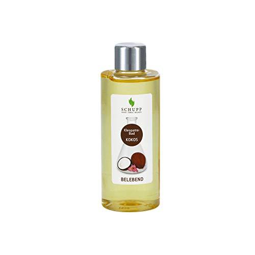 Schupp Kleopatra-Bad | Badeöl Badezusatz | 100 ml in verschiedenen Düften (Kokos)