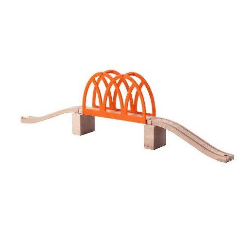 Ikea Lillabo 103.200.63 - Set di ponti per ferrovia