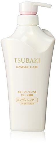 Shiseido Tsubaki Damage Care Conditioner 500mL (Green Tea Set)