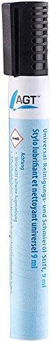 AGT Ölstift: Universal-Reinigungs- und Schmieröl-Stift, 9 ml (Öl)