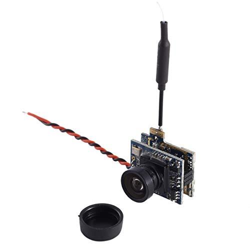 LANTIAN N25 Mini 5.8G 25mW 32-Kanal kernlose Motorbildübertragung 600TVL Auflösung PAL FX798T 120 ° H / 100 ° V. #Pennytupu