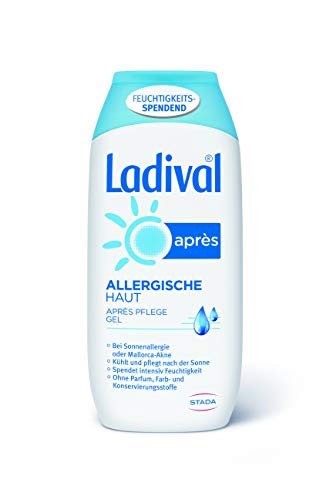 Stada Vita 03374356 Allergische Haut Pflegegel, 200 ml