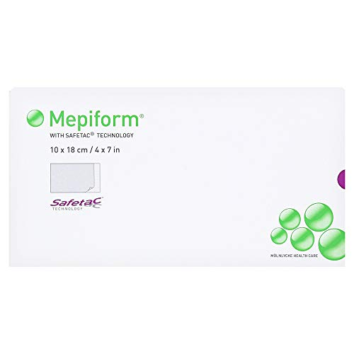 Mepiform 10x18 cm Verband, 5 St
