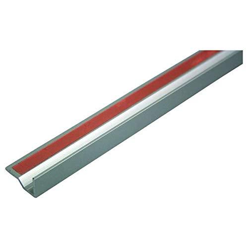 Hera Glaskantenprofil für LED Line und LED RGB Line 960mm Aluminium